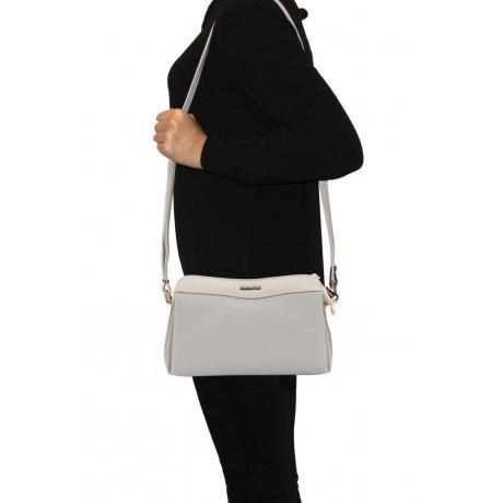 Kadın Açık Gri Çapraz Çanta